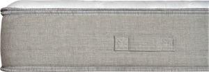 Fodera materasso grigio chiaro