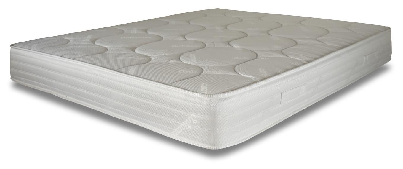 Fodera antiacaro bordata per materasso