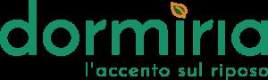 Logo Dormiria Green verde